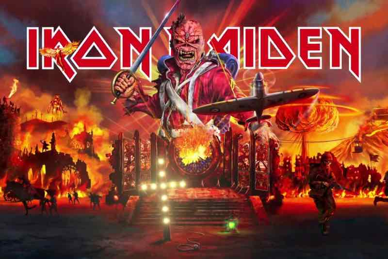 Legacy of the Beast Tour Iron Maiden Lisbon 2020