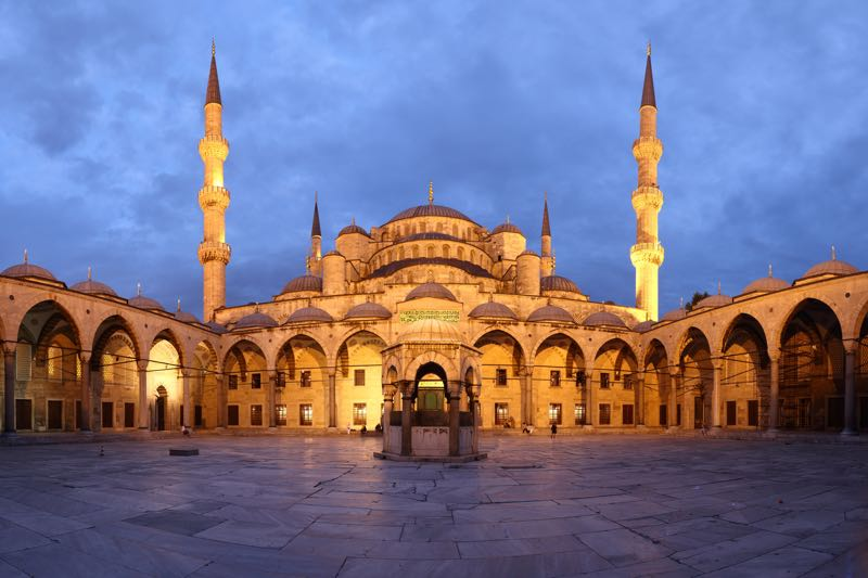 Blue Mosque in Istanbul Travel Guide