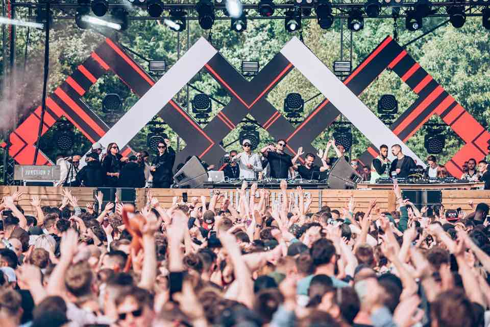 Junction 2 best music festivals in the uk