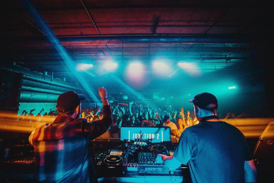 Junction 2 best house music festivals in Europe