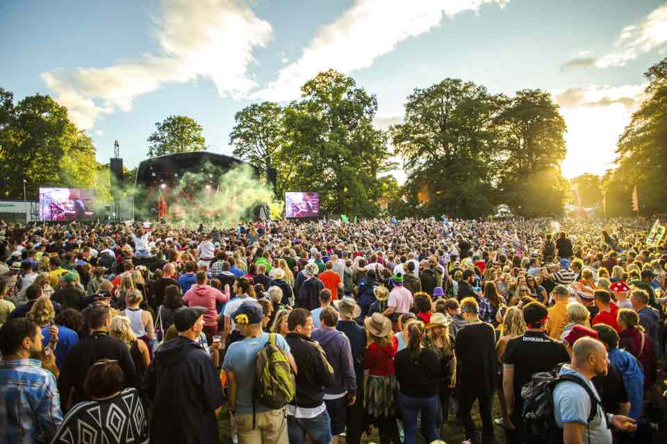 Main Stage at Kendal Calling Festival