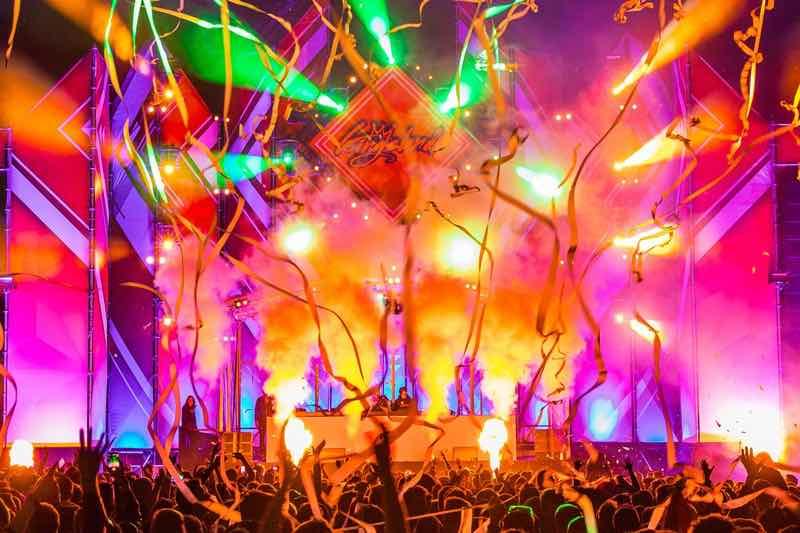 Colours at Kingsland Festival Tilburg