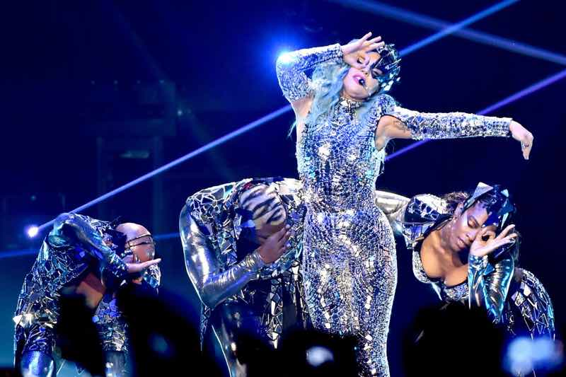 Tour show Lady Gaga Concert London
