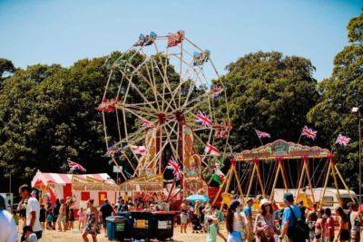 Playground at Latitude Festival