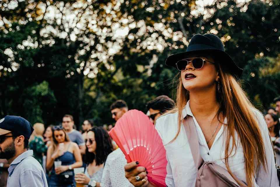 Beauty at Lisb-ON Jardim Sonoro Festival