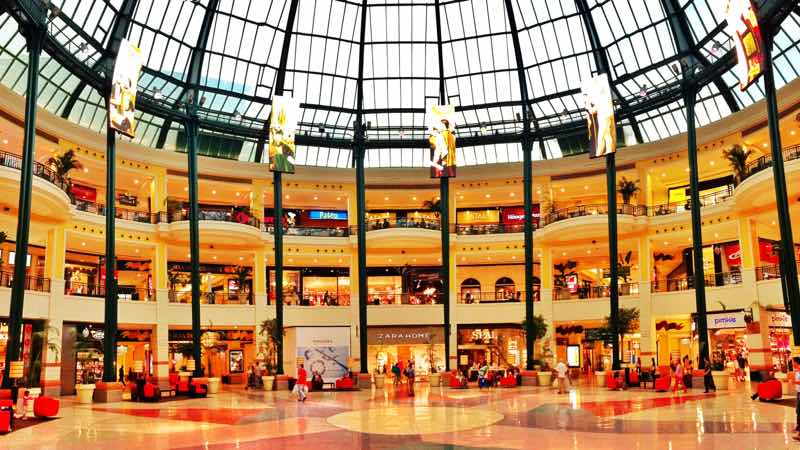 Lisbon's Colombo shopping mall