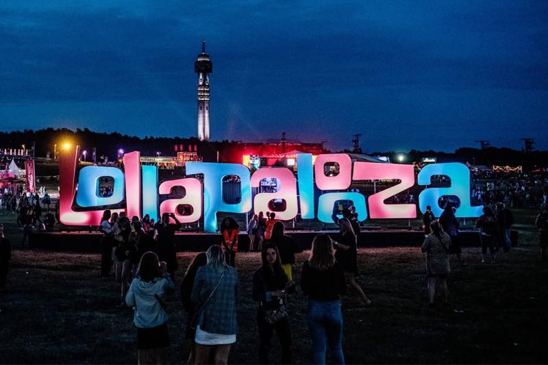 Night Colours at Lollapalooza Stockholm