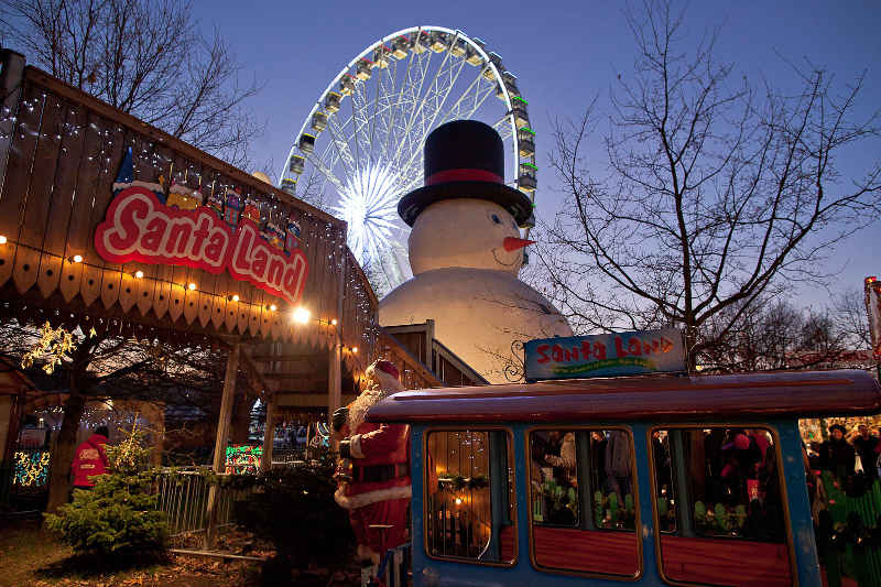 Best Christmas Destinations London Christmas Market