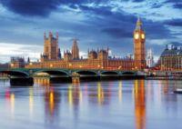 Big Ben Parliament building in London