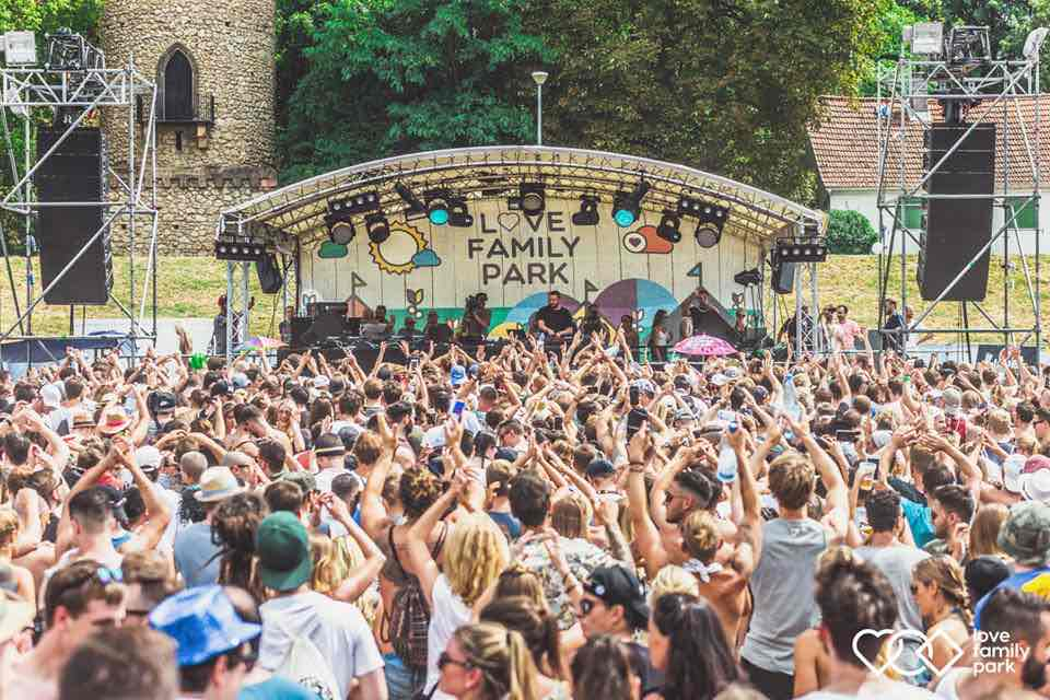 Love Family Park best techno festivals in Europe