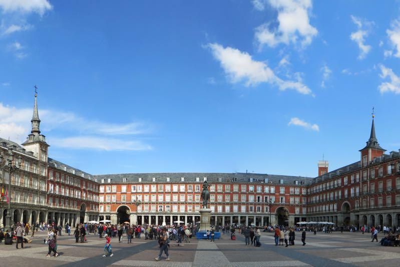Plaza Mayor in Madrid Travel Guide