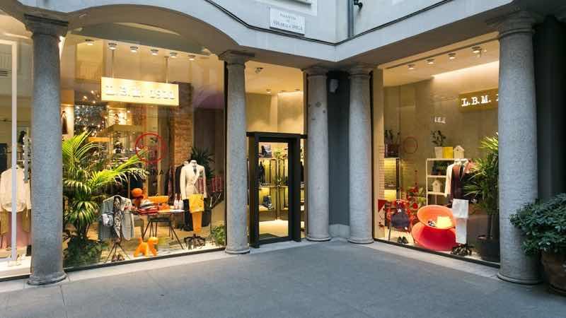 L.B.M 1911 Shop at Via della Spiga in Milan best places to shop