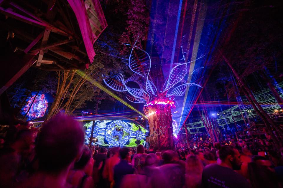 Modem best psytrance festivals in Europe