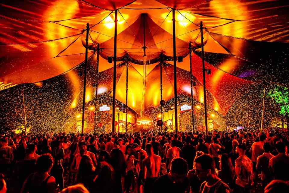 Colours at Mysteryland Festival