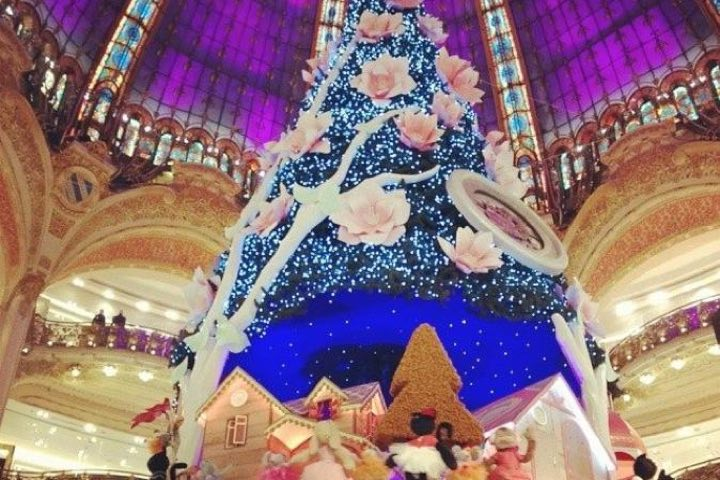 Paris Christmas Tours