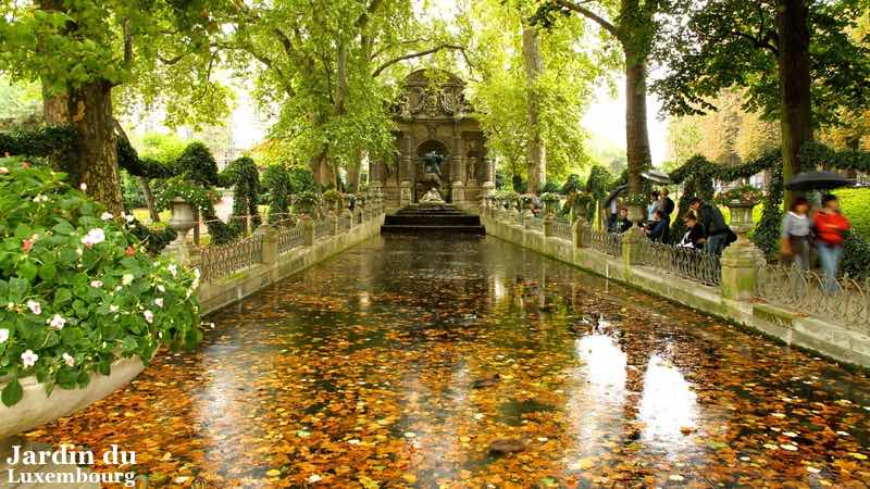 best family destinations Luxembourg Gardens