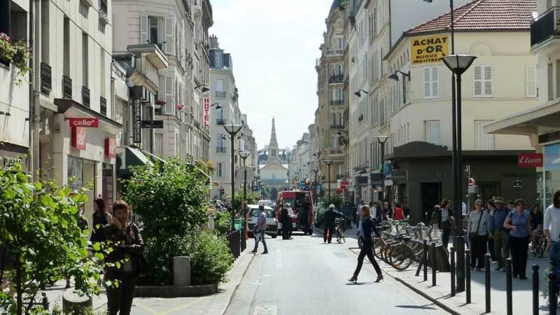 Marche Dauphine Antiques Market at Saint Ouen Flea Market in Paris best places to shop