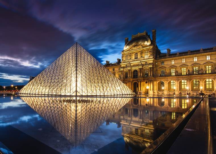 Louvre Museum in Paris Travel Guide