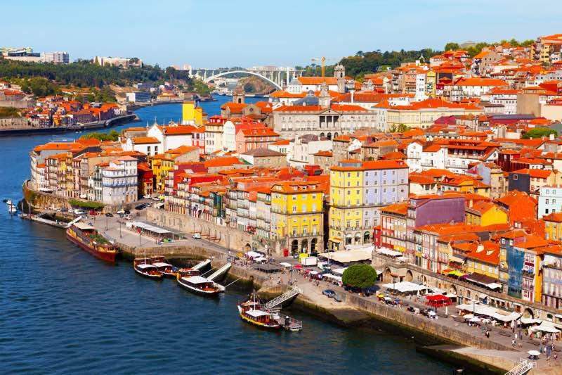 Ribeira district in Porto Travel Guide