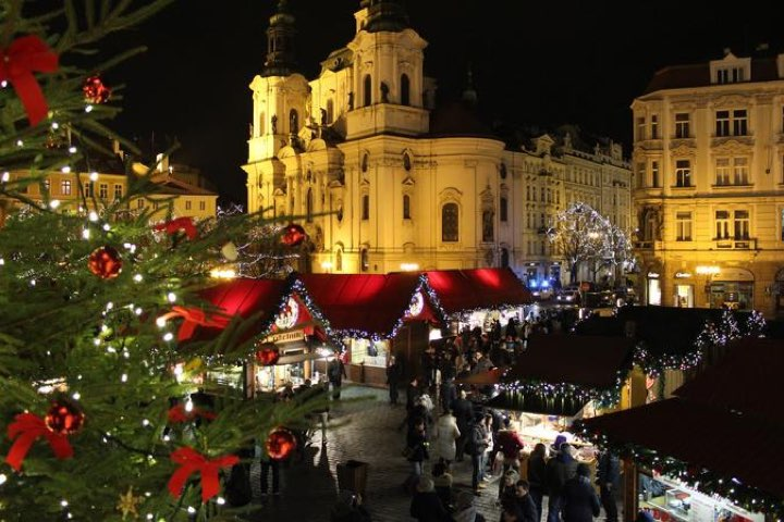 Prague Christmas Tours