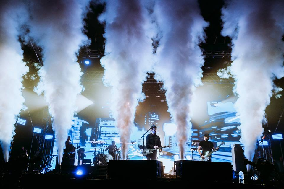Pendulum live at Reading Festival