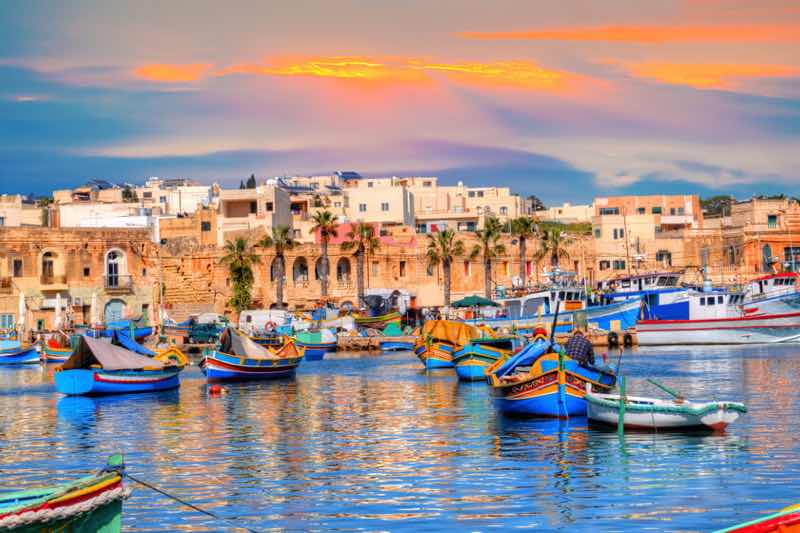island colours at the Rhythm and Waves Festival Malta