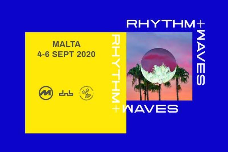 Rhythm and Waves Festival Malta