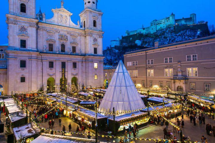 Salzburg Christmas Tours