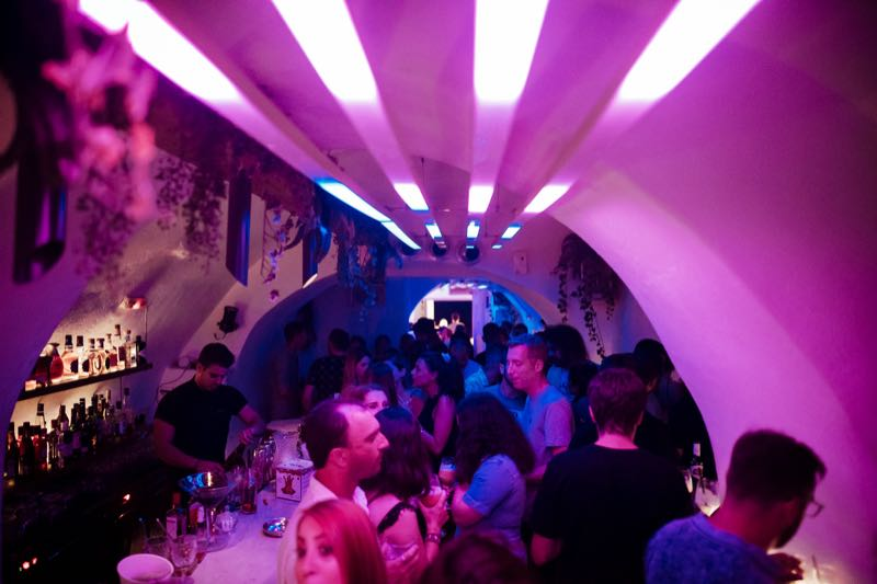 MoMix Cocktail Bar in Santorini Travel Guide