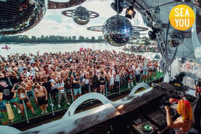 Sea You Festival best house music festivals in Europe