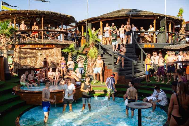 Senses Festival Best Zrće Beach Festivals