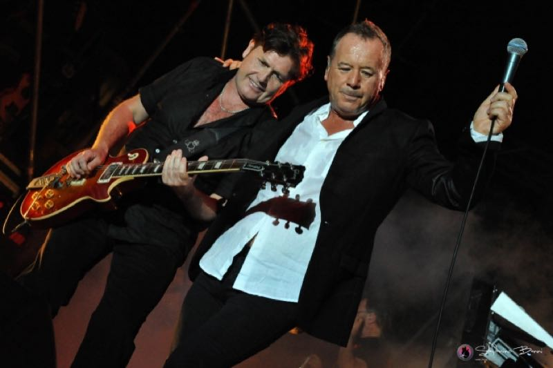 Simple Minds Tour Dates Performing