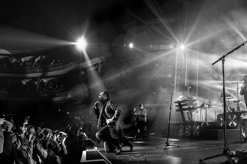 Simple Minds Tour Dates fans