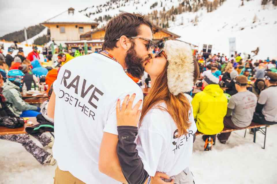 Loving at Snowbombing Festival