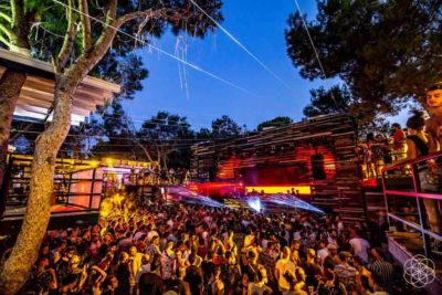 Day party at Sonus Festival