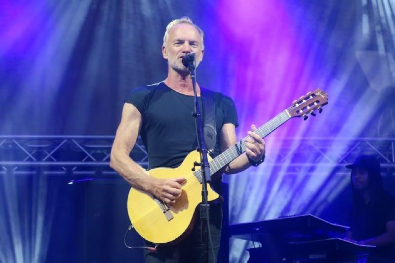 Sting Concert Tickets Tour Dates