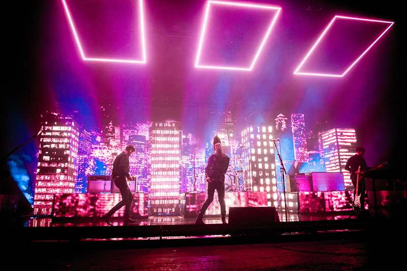 The 1975 Concert at the Brixton Academy in London