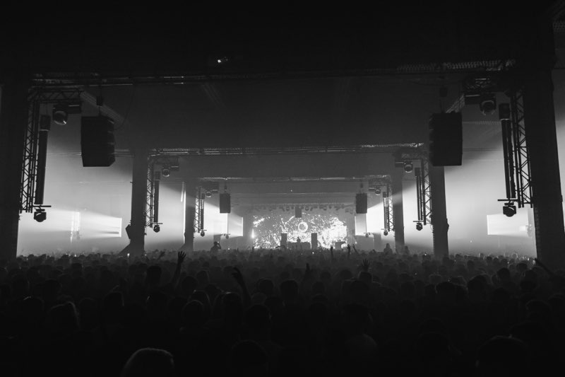 The Warehouse Project Events
