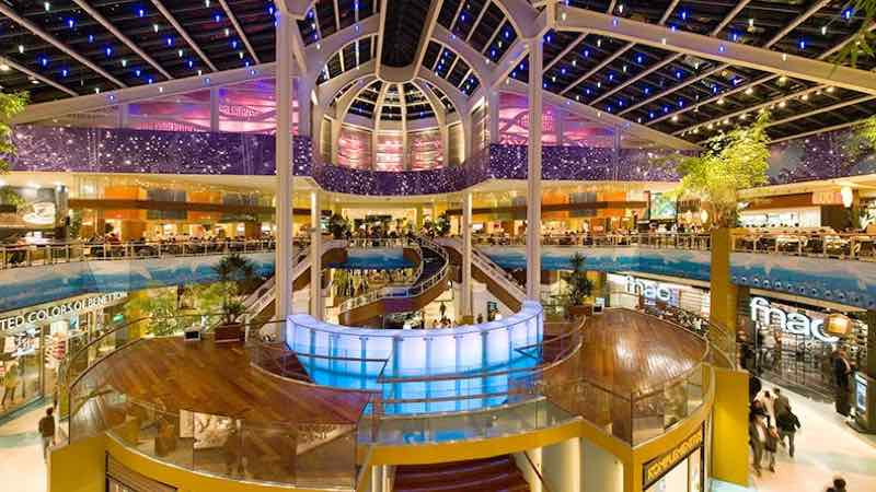 Centro Colombo Shopping Mall in Lisbon top shopping places