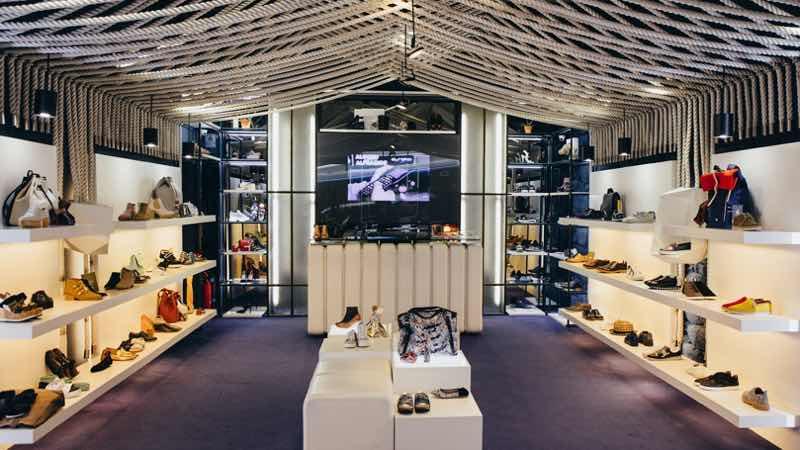 Eureka Shoe Store in Lisbon top shopping sights