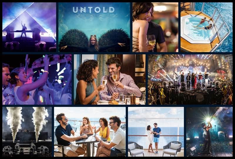 Untold Odyssey Cruise Festival presentation