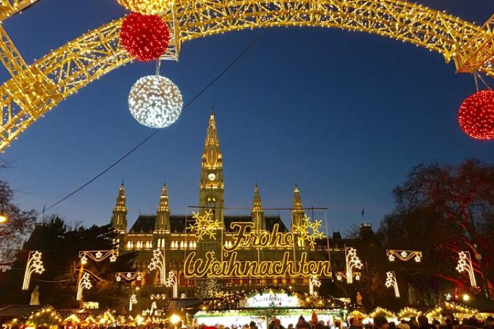 Vienna Christmas Tours