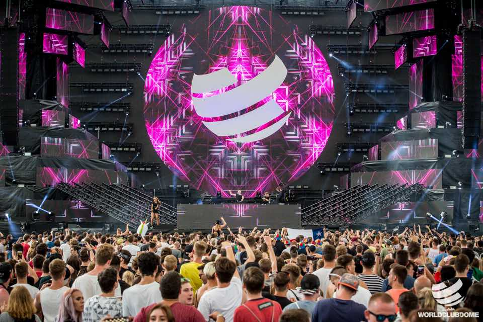 Hideout best techno festivals in Europe