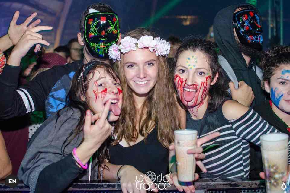 Fans excited at World Trance Winter Festival