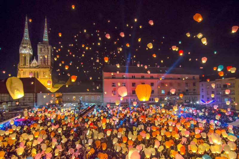 Best Christmas Destinations Zagreb Christmas Market